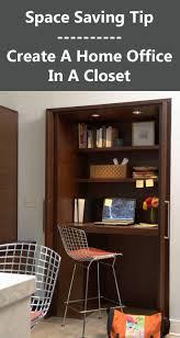 small closet office ideas. Small Apartment Design Ideas - Create A Home Office In Closet I
