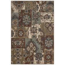 this review is from nuka brown 5 ft x 8 ft area rug