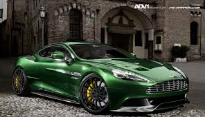 Aston Martin Vanquish Specs and Photos | StrongAuto