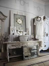 marvelous vintage home decor homer white matthiola flowers in blue