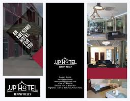 Hotel Brochure Designs Entry 1 By Sodibaba For Design A Brochure For Elegant Hotel