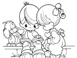 Farm Animal Coloring Pages For Toddlers Precious Moments Animals