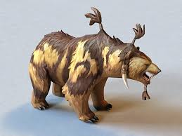 dota 2 lone druid bear 3d model 3ds max files free download