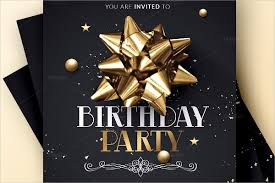 18 Elegant Invitation Templates Psd Ai Eps Free