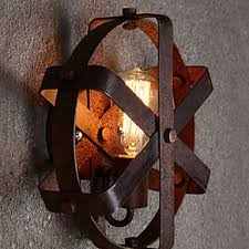 industrial style outdoor lighting. Industrial Style Outdoor Lighting. Beautiful Lighting Wall Lamps Retro Loft Vintage Light For