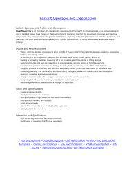 20 warehouse job duties for resume dental assistant forklift