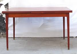 danish teak dining table skovby