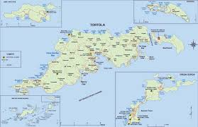 Bvi Navigation Charts Large Tortola Maps For Free Download And Print High