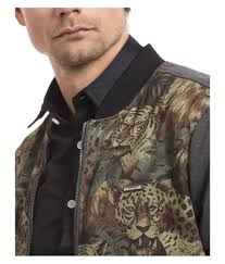 ed hardy multi casual jacket