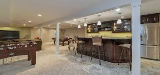 Finish Basement Design