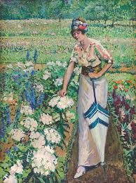 the artist s garden american impressionism and the garden movement 1887 1920 by anna o marley articles