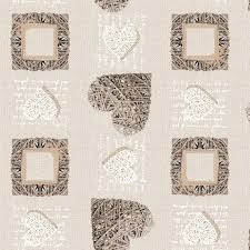 fabrics lining nets cream heart oil cloth by the metre new guineys rugs