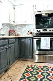 wallpaper backsplash looks like tile raised kitchen vinyl for