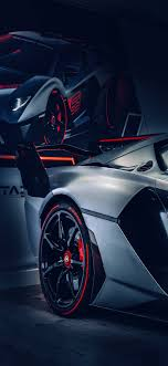 Lamborghini Aventador Wallpaper 4K ...