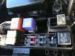 fuel pump relay toyota 4runner forum largest 4runner forum fuel pump relay fuse box open jpg