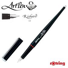 <b>Перьевая ручка</b> для каллиграфии <b>Rotring</b> Artpen Calligraphy 1.1 ...