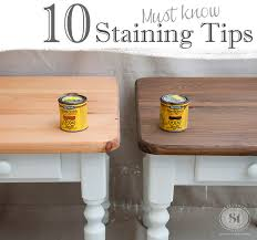 colors of wood furniture. 10 Must Know Staining Tips Colors Of Wood Furniture