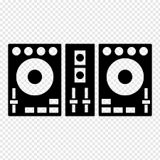 Free Dj Logo Design Software Stereo System Illustration Virtual Dj Disc Jockey Dj
