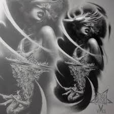 эскиз для тату на плече в черно сером реализме эскиз тату мастера