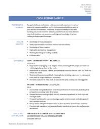 Line Cook Resume Sample Cooks Pleasing Lead With Skills Ob