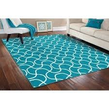 turquoise and white rug mainstays drizzle area rug white turquoise white rug