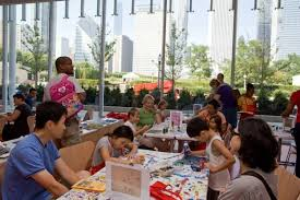 Creating a new Museum-based Education Center: An Interview with Hillary Cook  of the Art Institute of Chicago | Moosha Moosha Mooshme
