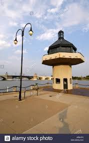 Beacon Of Light Toledo Ohio Promenade Park On The Maumee River Toledo Ohio Oh Stock
