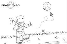Space Expo Kleurplaten En Puzzels