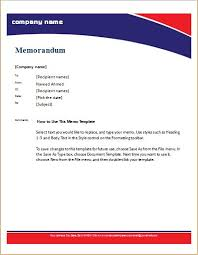 24 Free Editable Memo Templates For Ms Word | Word & Excel Templates