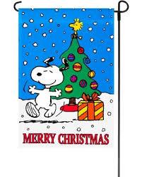 christmas garden flags. Beautiful Garden Jetmax Xmas Peanuts Merry Christmas Garden Flag For Flags