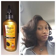 Bigen Semi Permanent Hair Color For Natural Hair