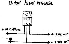ic 7812 pin diagram ic image wiring diagram schematic 7812 voltage regulator the wiring diagram on ic 7812 pin diagram
