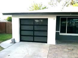 garage door glass garage door s glass garage doors frosted door overhead glass double