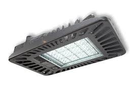 evolve led flood light wall underpass efmu cur powered by ge
