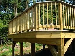 wood deck rail design image of cedar deck railing plans wood deck railing pictures