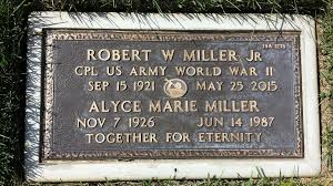 Alyce Marie Smith Miller (1926-1987) - Find A Grave Memorial