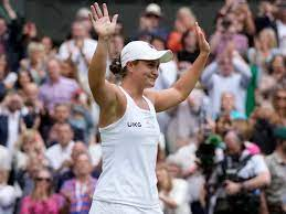 Ashleigh Barty continues the Wimbledon ...