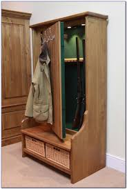 Coat Rack Bench With Mirror Fascinating Coat Rack Mirror Mirror Ideas