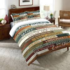 home rules of the cabin comforter style bedding theme sets lodge style decor bedding