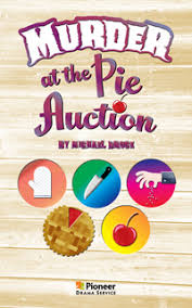 Image result for murder at the pie auction