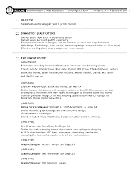 Resume Objective For Graphic Designer Graphic Design Resume Objectives shalomhouseus 7