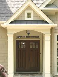 best 25 portico entry ideas