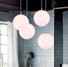 ball lights glass ball and cheap pendant lights on pinterest ball pendant lighting