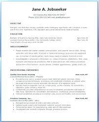 Graduate Nurse Resume Template Best Nurse Resume Template Free New Nurse Resume Template New Grad
