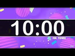 a 10 minute timer download 10 minute timer with fun playful kids music instrumental