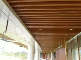 Exterior Ceiling Panels