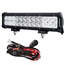 aux beam led light bar awesome dad gear reviews auxbeam wiring harness review i opted to mount it on the front cargo rack unfortunately the first one that i had ordered didn't fit but this one was perfect!