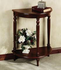 Round Entry Way Table Entryway Tables Industrial Console Table Rustic Entryway