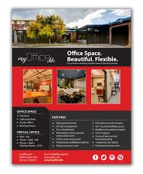 office space for lease flyer entry 96 by uniquegraphix for flyer for coworking office space for
