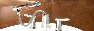 faucet pull out spray bathtub faucet with sprayer bathtub faucet with sprayer new kitchen delta roman